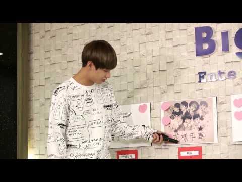 [BTS in NAVER STAR CAST] BANGTAN NEWS 2015.06.12