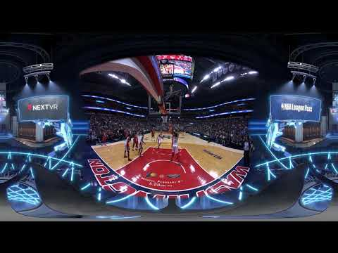 Experience NBA All-Star's in NextVR thumbnail