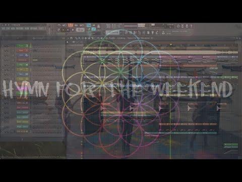 Coldplay - Hymn For The Weekend | FL Studio | Free Download FLP | (Full Version)