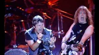 IRON MAIDEN - Rock In Rio Part 7 - BLOOD BROTHERS
