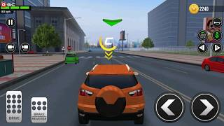 Car Driving Academy – India 3D 2018 - Car Parking games / Android Gameplay FHD #2