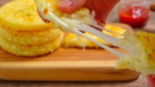 바삭~ 바삭~ 치즈 해쉬브라운 만들기!! 감자요리 | …