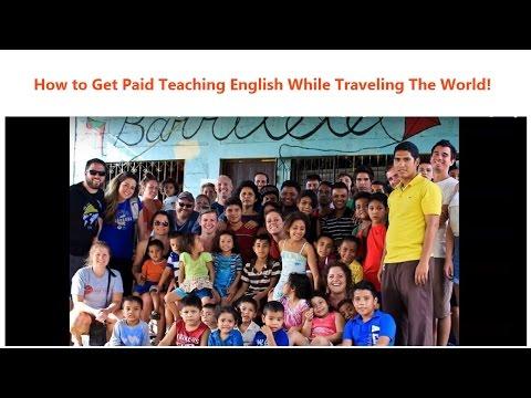 International TEFL Academy Nicaragua Webinar Recording on Teaching English Abroad