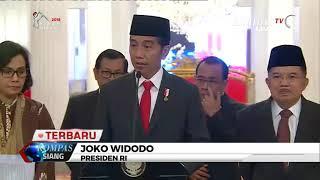 Jokowi Umumkan Kenaikan THR bagi PNS, TNI-Polri, & Pensiunan