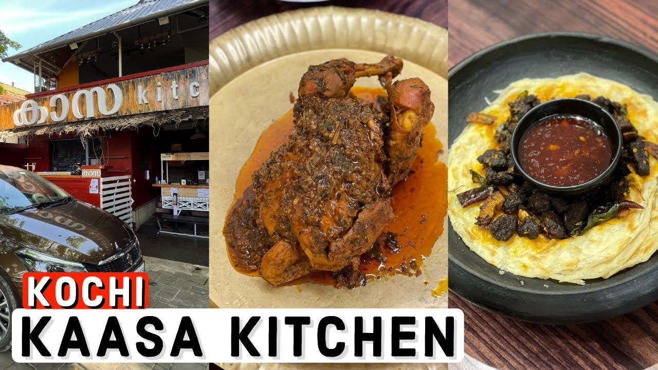 കാസയിലെ കോഴിയും തേങ്ങാപ്പാലിൽ പിടിയും !! | Kaasa Kitchen | Delicious Kerala