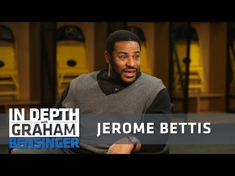 Jerome Bettis: Coach Cowher fired me from coin tosses