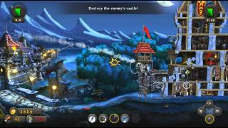 CastleStorm Gameplay ( PC HD 1080P )