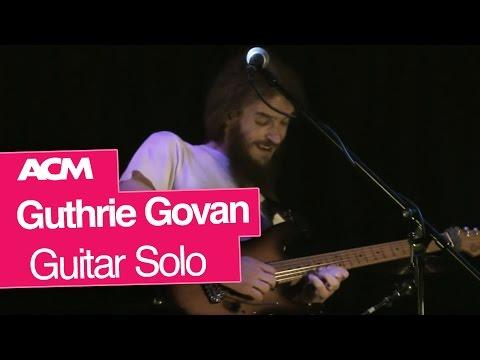 Guthrie Govan - Guitar Masterclass at ACM