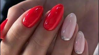 Модный дизайн маникюра на короткие и длинные ногти 2021 2022 фото идеи красивого маникюра Nails