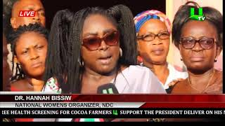 'Your Problems Will Be Captioned In Mahama's 2020 Manifesto' - NDC Women Organizer