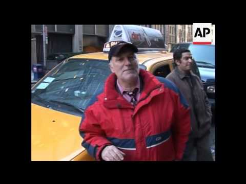 Meet a real jewel of a taxi driver in New York.  He returned a bag containing 31 diamond rings to a