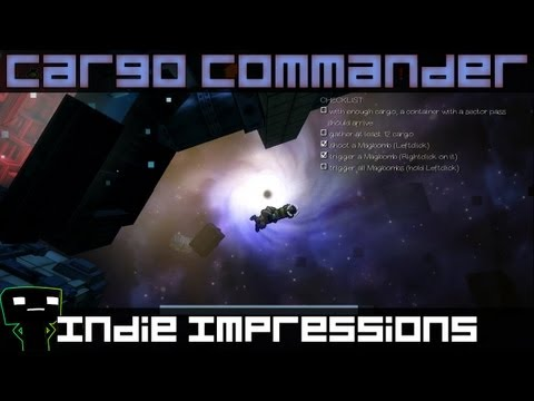 Indie Impressions - Cargo Commander