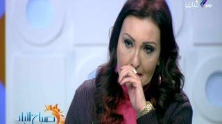 بالفيديو..رشا مجدي تبكي على الهواء بعد سماع قصيدة «البطولة»