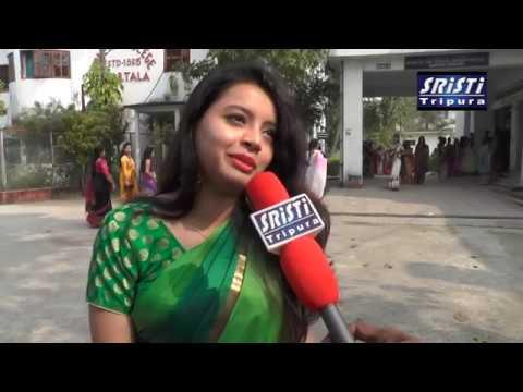 SRISTI TRIPURA LIVE NEWS 22 01 2018 HD VIDEO