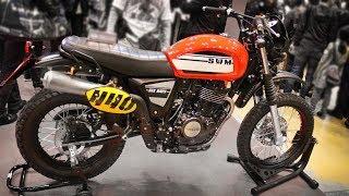 SWM Motorcycles SIX DAYS 400/440 2018