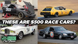 The craziest $500 race cars from the 24 Hours of Lemons
