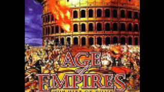 age of empires the rise of rome opening theme