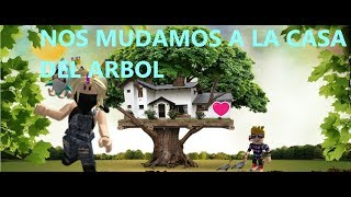 WE MOVE TO THE HOUSE OF ARBOL//MAMI QUEEN AND MINICHOLO //ROBLOX