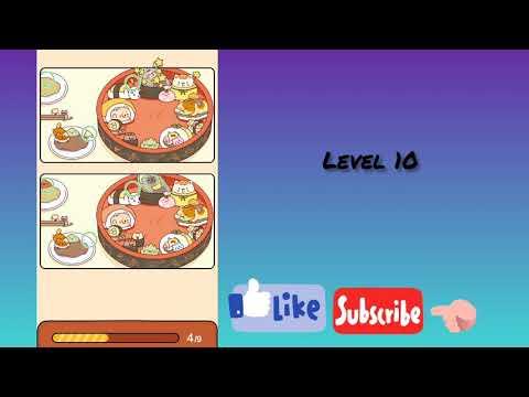 Kunci Jawaban Find Out Detektif Perbedaan Level 10 12 Youtube
