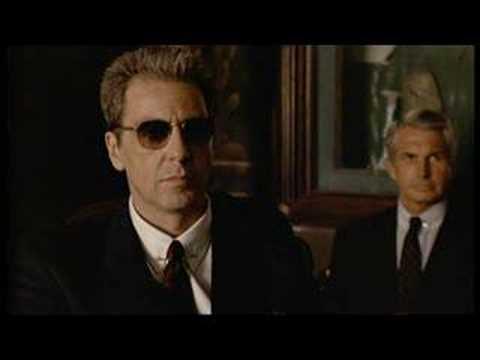 Brucia La Terra, Michael Corleone, The Godfather part 3 theme