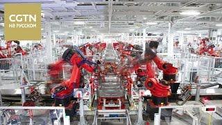 Компания Tesla оборудует производственные линии 427 новыми роботами