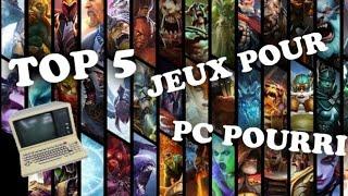 TOP 5 Jeux Multi Pour PC Pourri [2017]