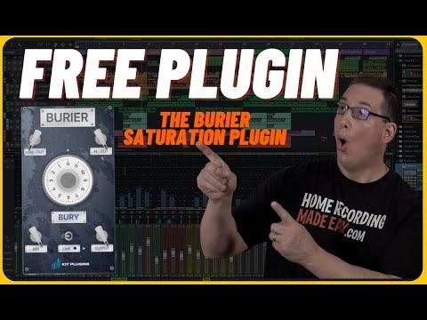 KIT Burier | FREE SATURATION PLUGIN