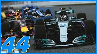 CRAZY START! HOW'D HE SAVE THAT!? |4/20| F1 2017 Sauber Career Mode S3. Episode 44