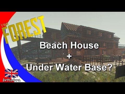 The Forest - Beach House - Under Water Base