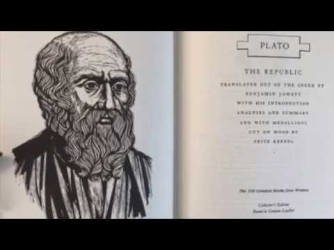 The Republic Book 1 by Plato read by A Poetry Channel