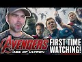 WATCHING AVENGERS: AGE OF ULTRON FOR THE FIRST TIME!! AVENGERS: AGE OF ULTRON 2015 MOVIE REACTION