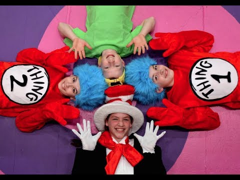 SEUSSICAL JR. Promo - West Ottawa Middle School Musical 2018