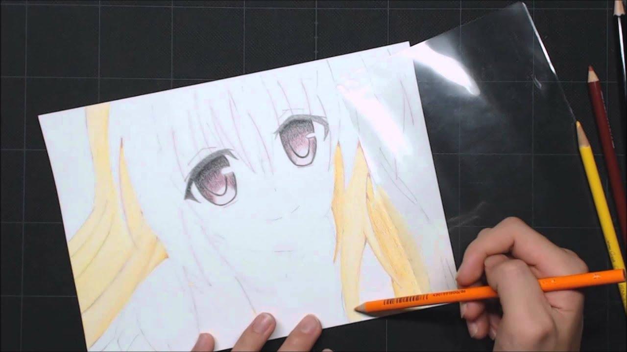 金色の闇 幼少期 イヴ描いてみた Youtube