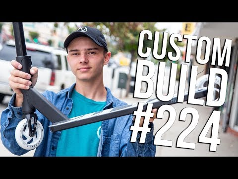 Budget Street Build!! - Custom #224 │ The Vault Pro Scooters