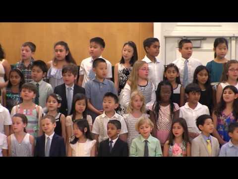 The Elisabeth Morrow School Little School Celebration 2017