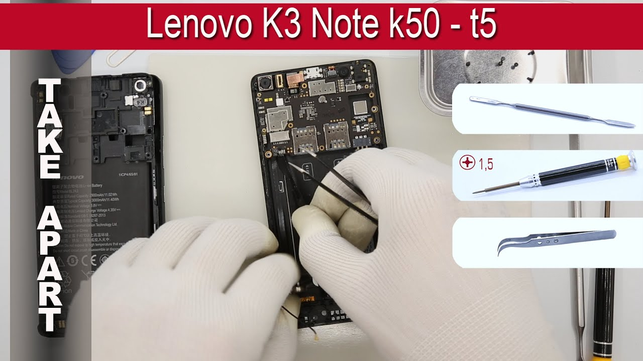 Lenovo K3 Note обзор //Author// (Lenovo K3 Note review) - YouTube