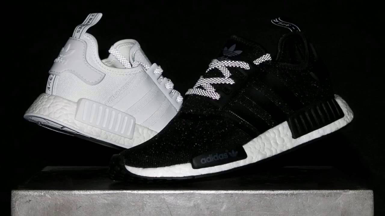 ADIDAS NMD R1 VILLA EXCLUSIVE ONLY RELEASE