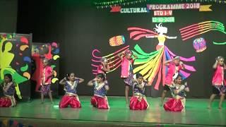 Koli Dance - Junior Cultural Programme 2018