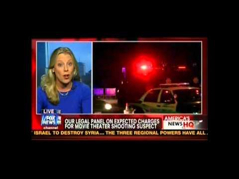Criminal Defense Attorney David E. Wohl goes over James Holmes insanity defense on Fox .wmv