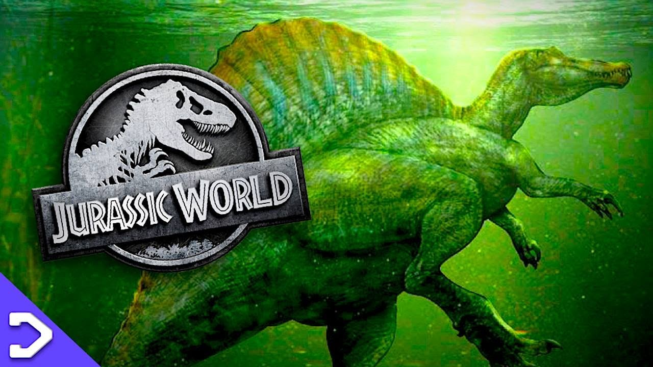 The TRUTH About the Spinosaurus REVEALED (Jurassic World)