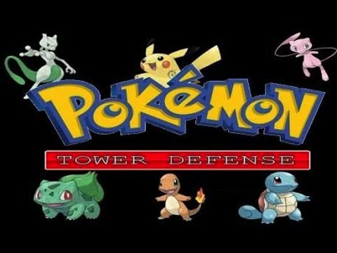 POKEMON TOWER DEFENSE!? - Flash Player Games