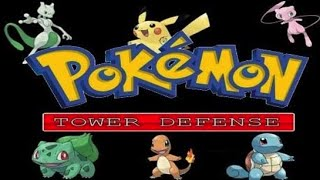 Pokemon Tower Defense Full Gameplay Walkthrough