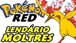 Pokémon Red (Detonado - Parte 24) - Moltres e a Liga Pokémon!!