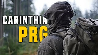 Carinthia PRG Professional Rain Garment - Outdoor Military GEAR Review GERMAN + (ENGLISH SUBTITLES)
