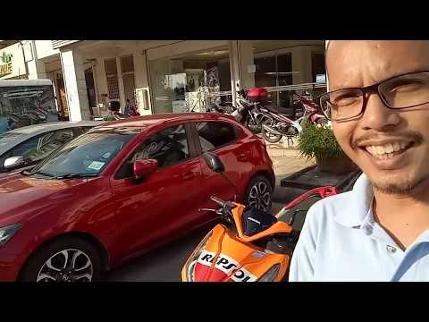 Pungutan Honda Vario Tunggang Uji Sebulan - Roda Pusing Vlog