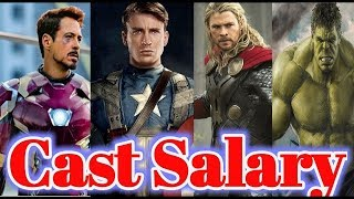 Real Salary Of Avengers: Infinity War Actors