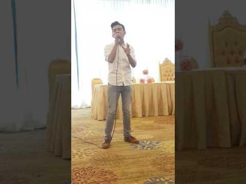 Menahan Rindu cover by Syafeek Ikhwan