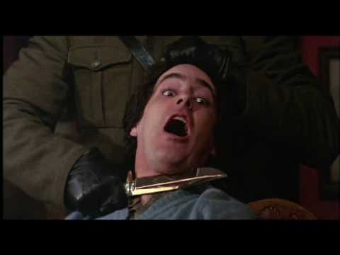Scariest Movie Scenes - American Werewolf In London (1981) - Dream Mutants