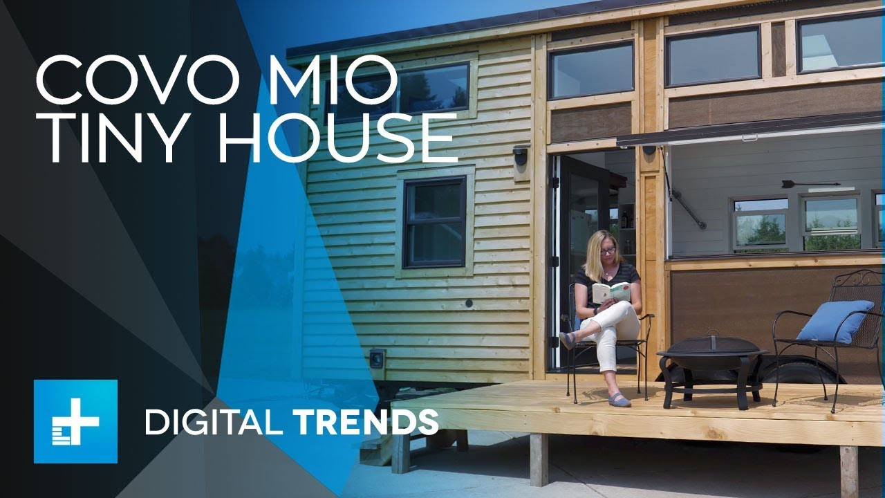 Covo Mio Tiny House