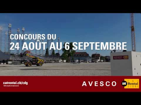 Chant du Gros 2015 - Avesco Rent